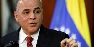 U.S. issues Venezuela-related sanctions, targets five individuals