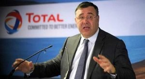 Total CEO committed to Cyprus exploration and considering petrochemical