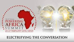 Investment opportunities for discourse at Powering Africa Summit 2019