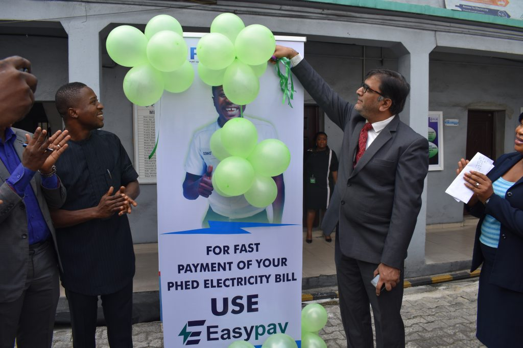 Ease of bill collection: PHED unveils EasyPay as new agent