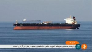Oil tanker owners DHT and Heidmar halt new bookings to Mid-East Gulf