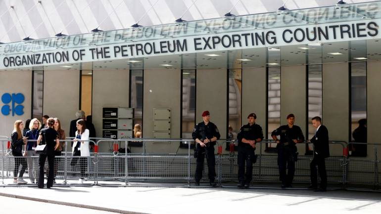 OPEC daily basket oil price closes at $63.92 per barrel