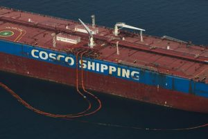 Unipec resumes using COSCO tankers for oil shipments -sources