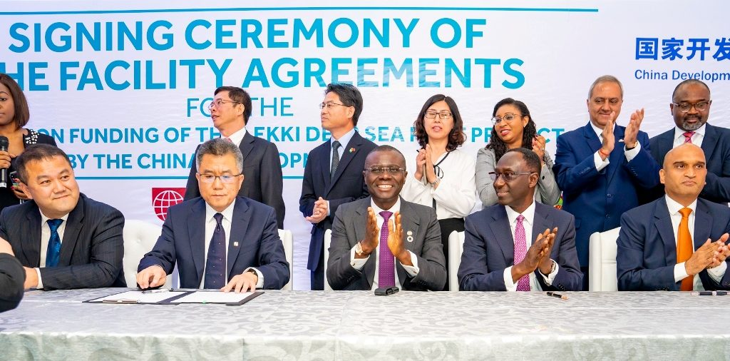 Lekki Port hits rebound with N226bn loan from Chinese Bank