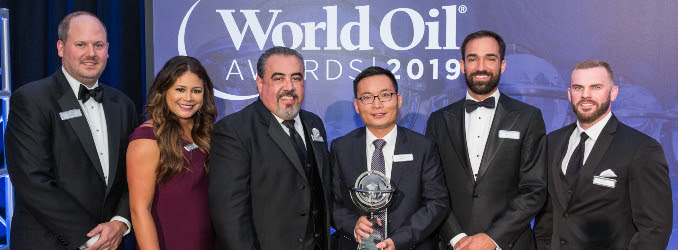 World Oil Awards 2019 winners honored at Houston gala