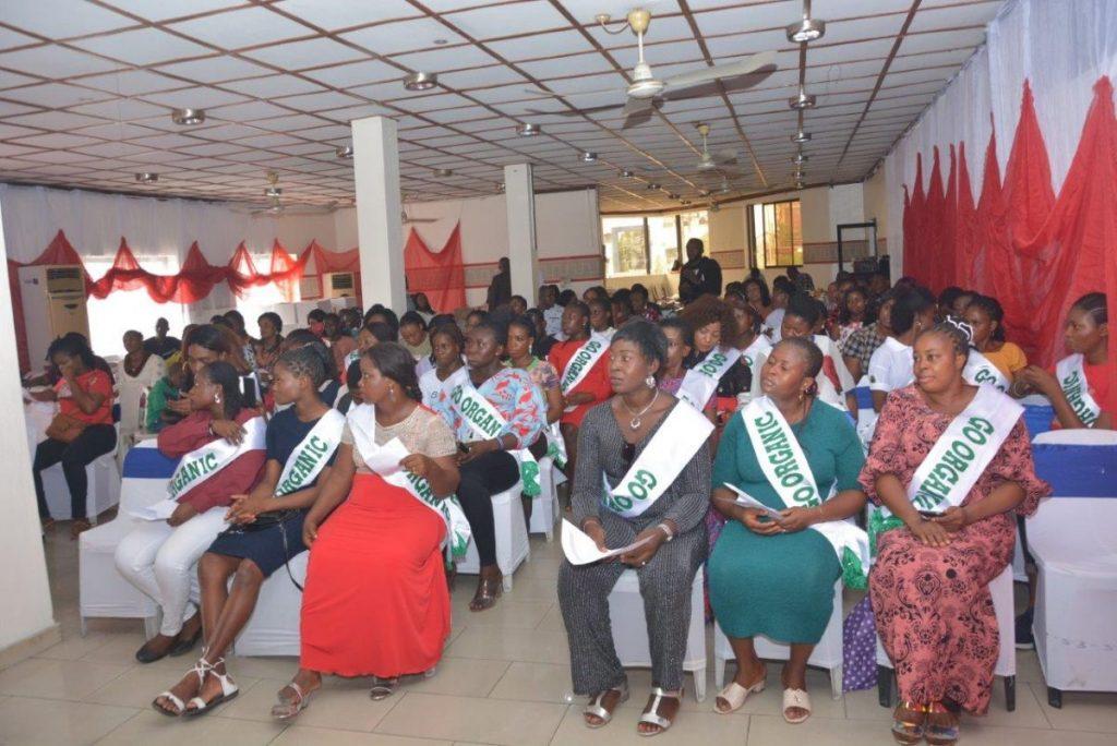 OML 58: 40 women benefit from Total's capacity building in Rivers