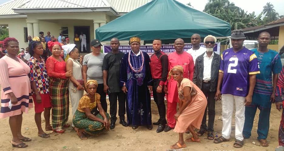 OML11: Abia communities hold prayer summit against SPDC