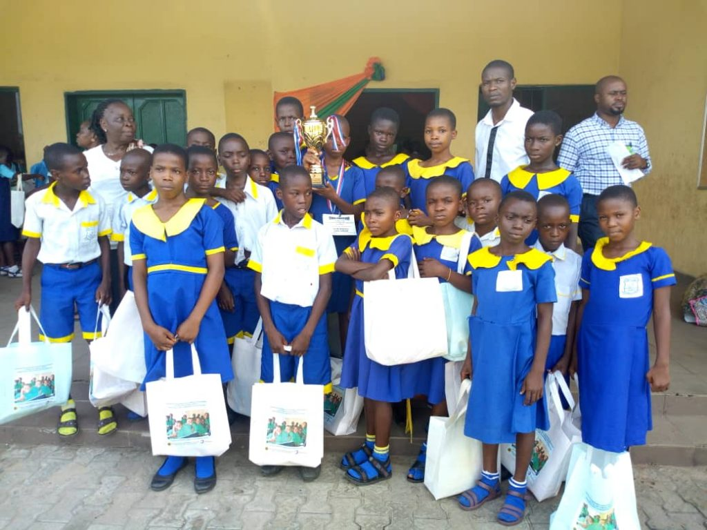 TEPNG sponsors competition for primary schools in Rivers State