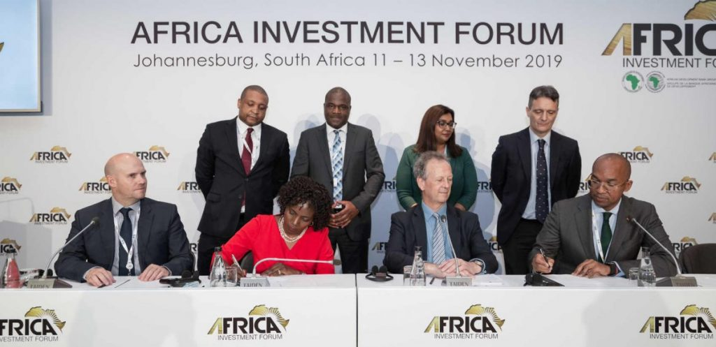 AIF 2019: AfDB signs $250mn risk participation agreement with ABSA
