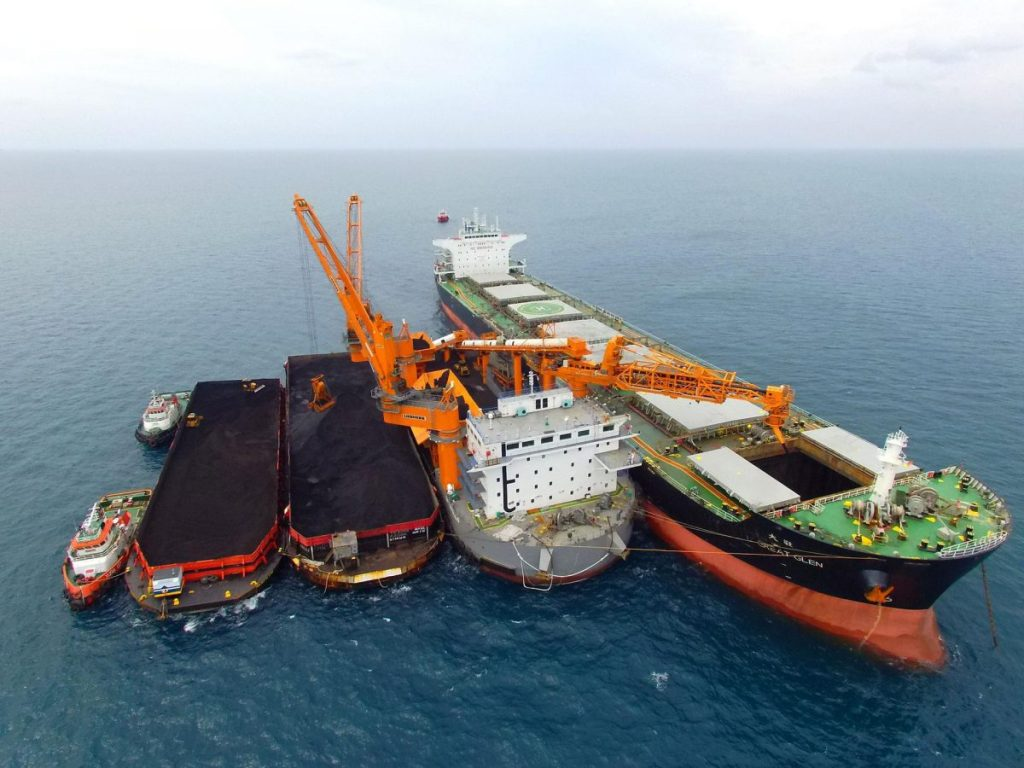 Rocktree completes FEED for Bauxite Hills floating terminal
