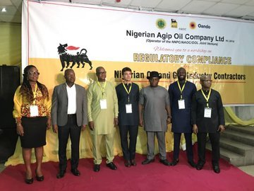 NAOC, NCDMB hold workshop for oil sector contractors