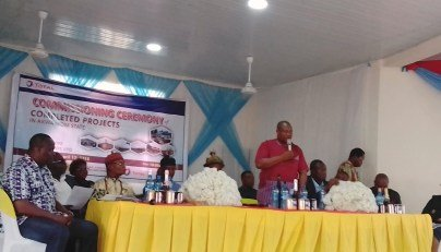 TEPNG donates drugs to health centres in Offshore communities