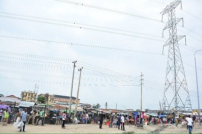 PHED cautions against trade, structures under high tension lines