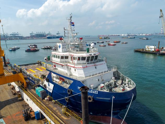 Team Offshore Nigeria holds naming ceremony for Team Beleuzi