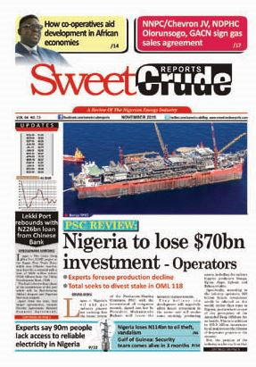 Nigeria's oil and gas industry