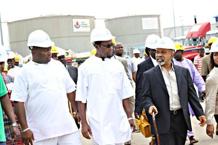 NNPC, Capital oil mobile Kerosene distribution commences in Lagos