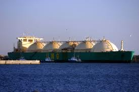 LNG price surges to three-year high