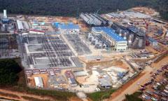 Afam VI 650mw power plant