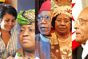 Africas Global Thinkers
