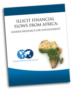 Financial outflow from Africa