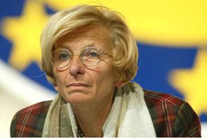 Minister Emma Bonino of Italy