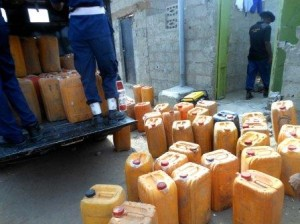 petroleum products theft
