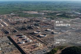 Petrobras refinery
