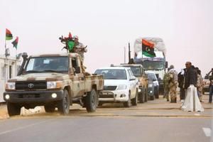 Libyan rebels 1