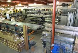 Manufacturer's garage
