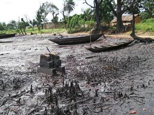 Pollution in Ogoniland