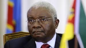 Mozambican President, Armando Guebuza