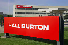 Halliburton sees signs of price recovery, shares dip