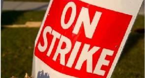 Strike action