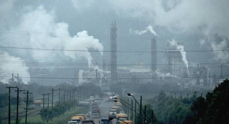 Gas infrastructure across Europe leaking planet-warming methane - video footage