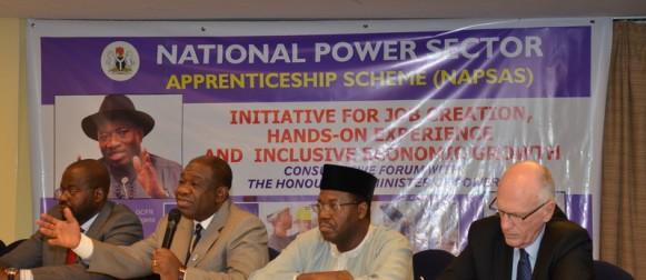 President Jonathan inaugurates power sector apprenticeship scheme