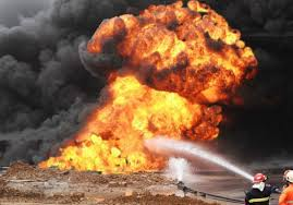 NNPC pipeline vandalized in Lagos