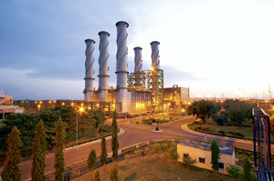 Egbin power plant.