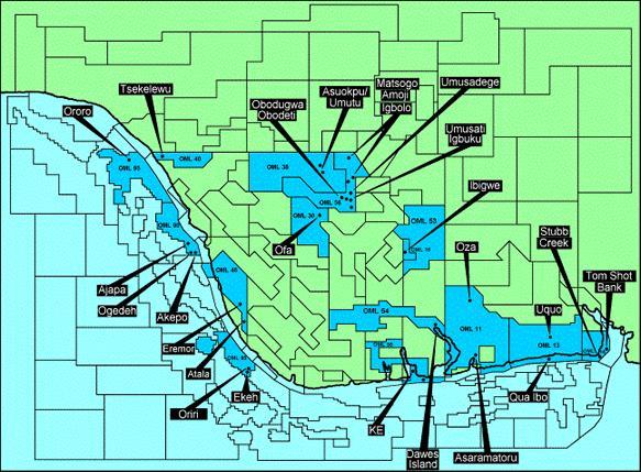 Nigeria's marginal oil fields - Open fields, closed gates