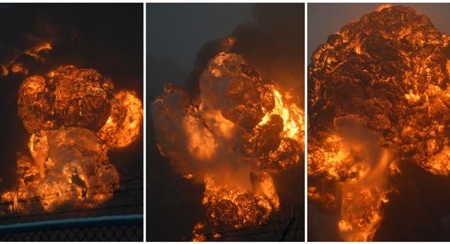 Canadian Pacific crude train derails, catches fire in Saskatchewan