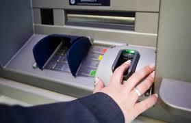 Finger Print Biometric Automatic Teller Machines