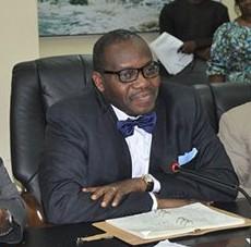 Mr Godknows Igali, Permanent Secretary, Nigeria's Ministry of Power.