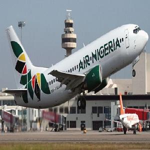 Air Nigeria.