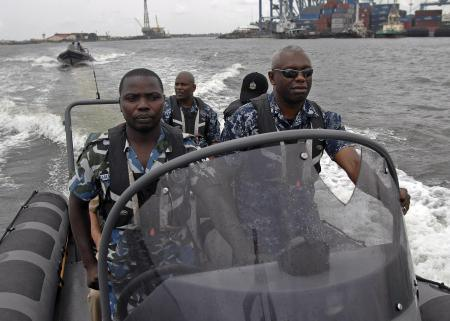 Illegal bunkering: Navy hands over detained vessel to NIMASA