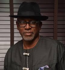 *Executive Secretary, Nigerian Content Development and Monitoring Board, NCDMB, Denzil Kentebe.