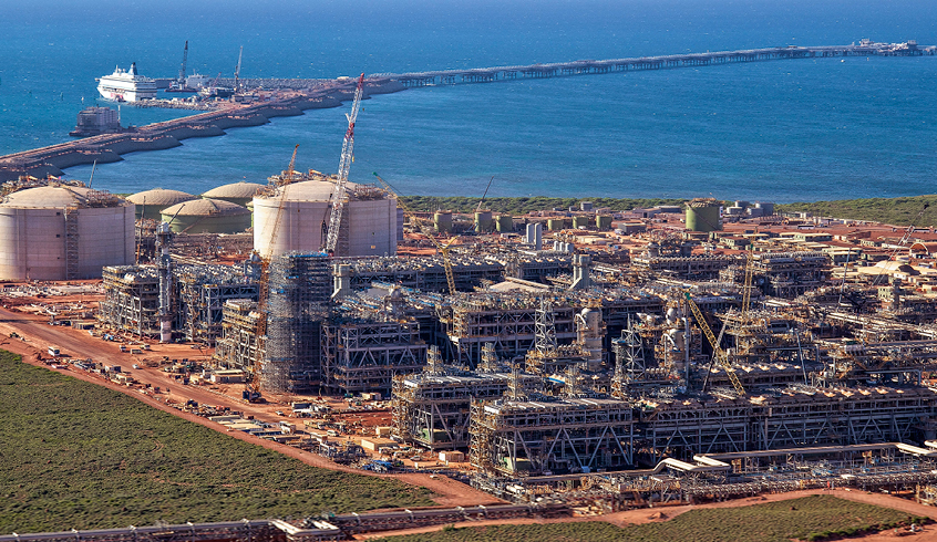 Chevron's Gorgon LNG export plant train 3 in Australia back online -sources