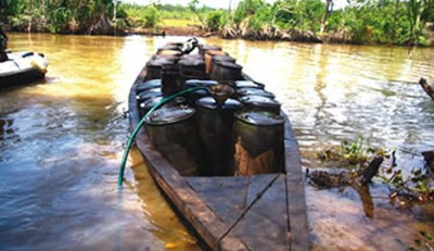 Oil theft cost Nigeria $1.35bn, group urges legal task force