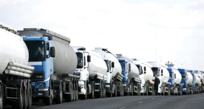 Petroleum tanker drivers issue 14-days service-withdrawal notice