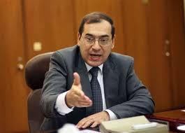 *Egypt's Oil Minister, Tarek El Molla.
