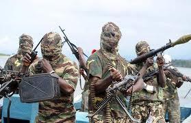 *Militants regroup.