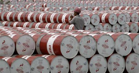 U.S. crude stockpiles fall in latest week: EIA